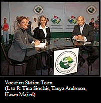 Vocation Station Team